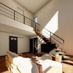 #4 家島様邸の家づくり│外壁や床、扉の打ち合わせ